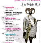 Festival de Musique Ancienne du Marais