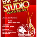 ECOLE DE MUSIQUE EM'JACK STUDIO