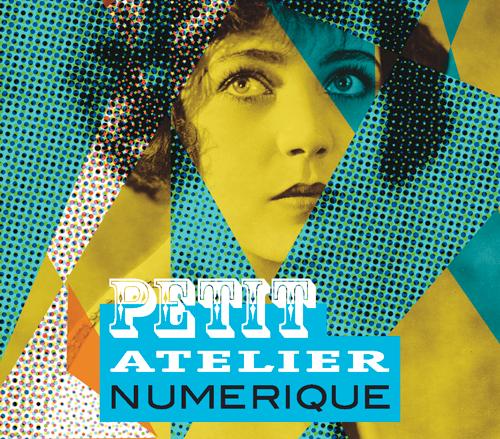 Petit Atelier Numérique -  L'atelier du vendredi. Apprenez Photoshop en vous amusant.