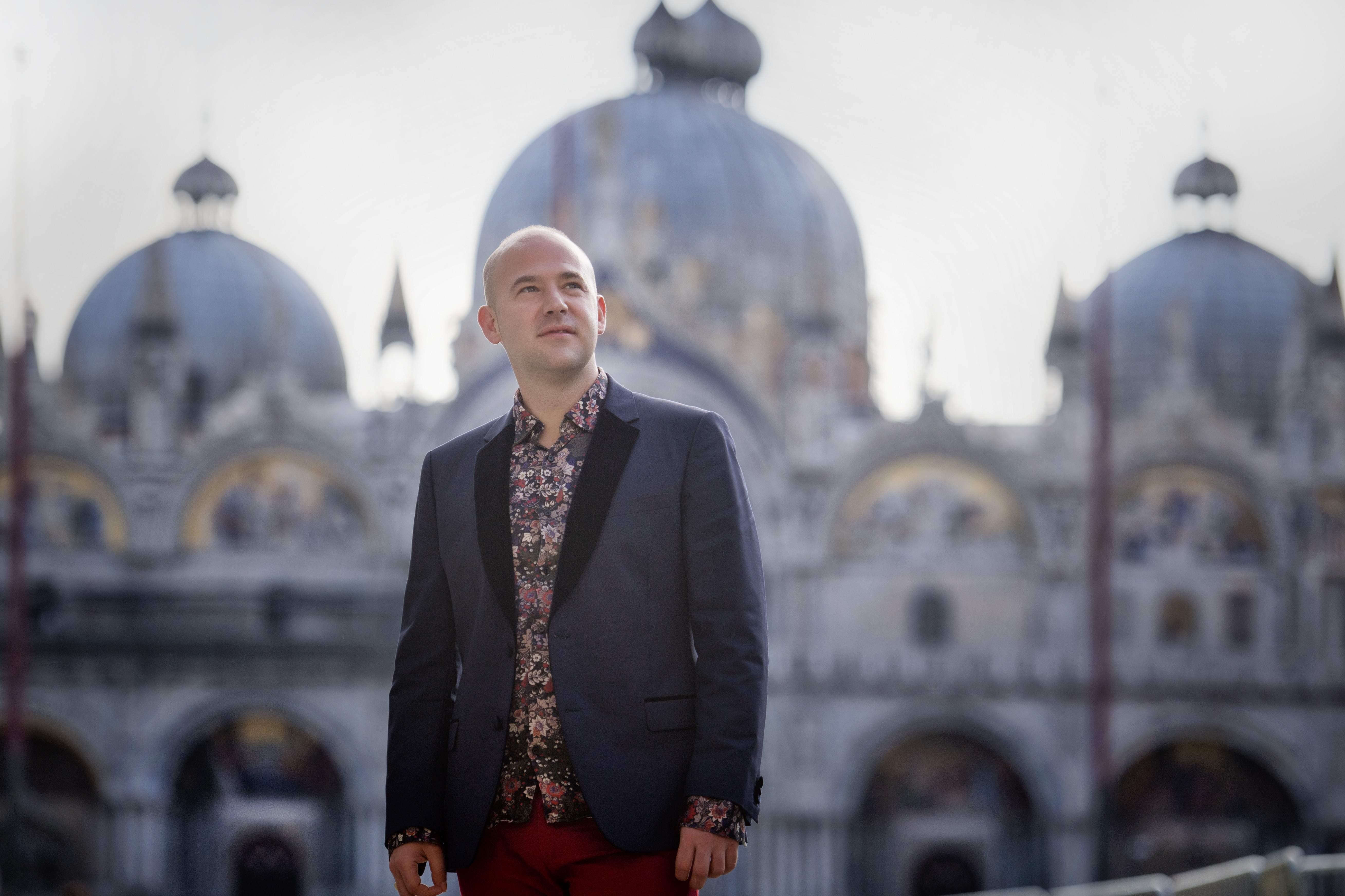 """Mathieu Salama Arias """" Vivaldi et Händel """""""