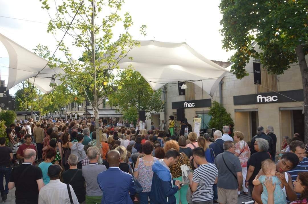 Musique en Terrasse à Bercy Village
