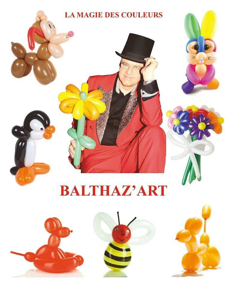 BALTHAZ'ART - La magie des Couleurs