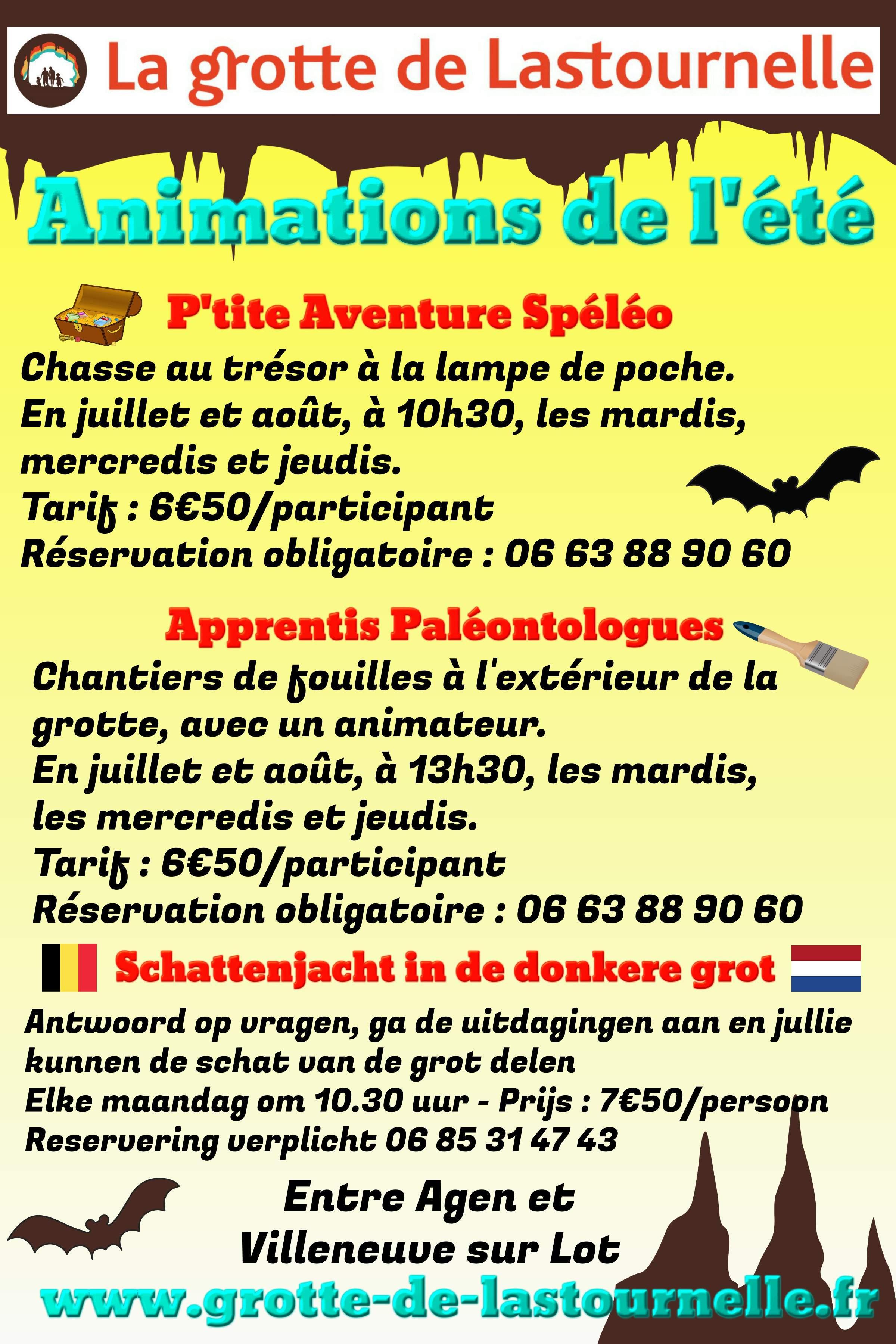 Atelier Apprentis Paléontologues