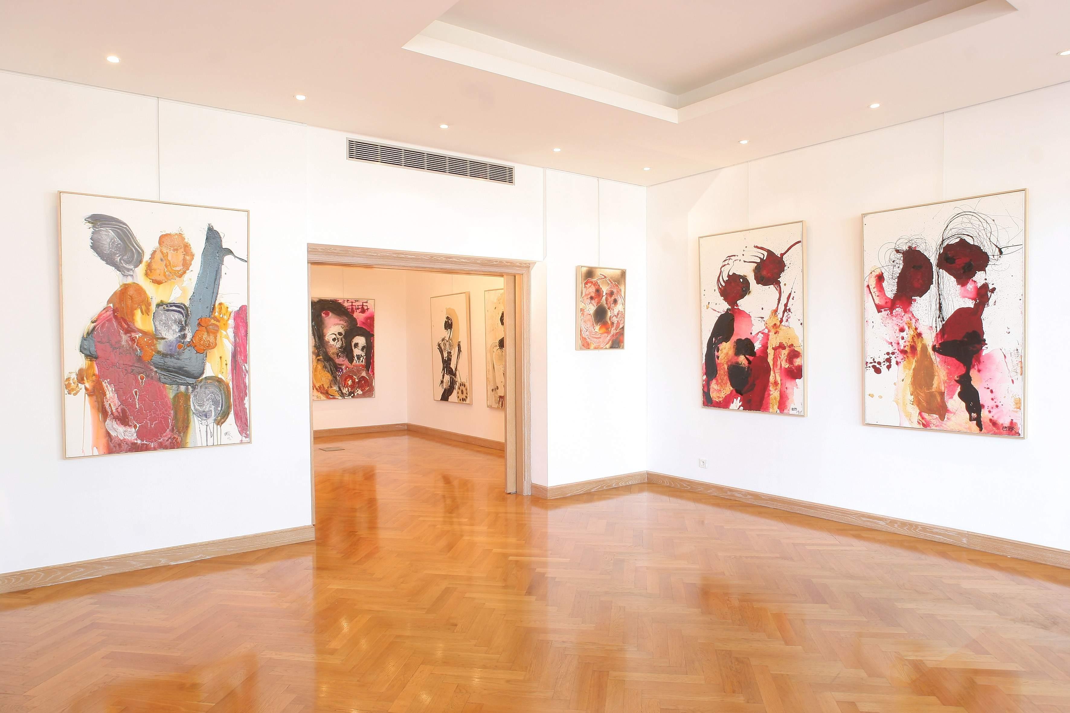 Philippe Pastor Monaco Modern Art