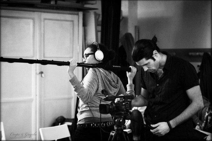 Stage de Cinéma - Jeu face caméra