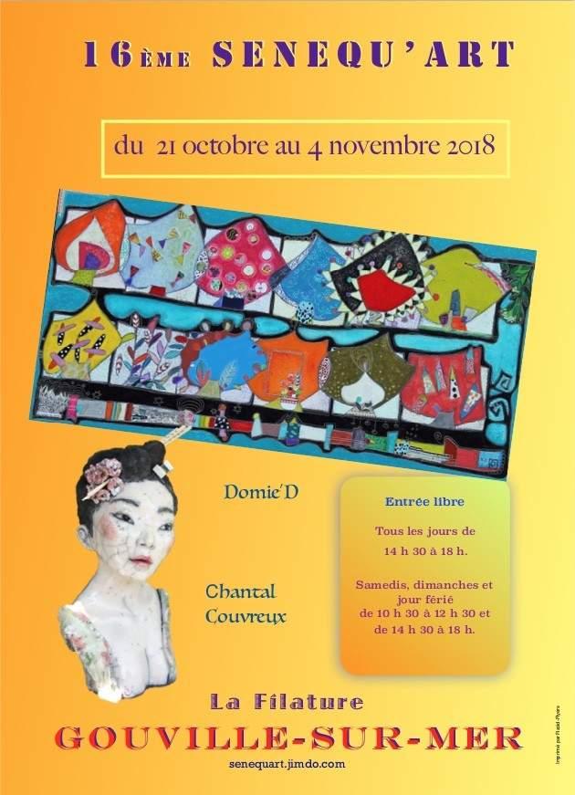 16ème salon SÉNÉQU'ART