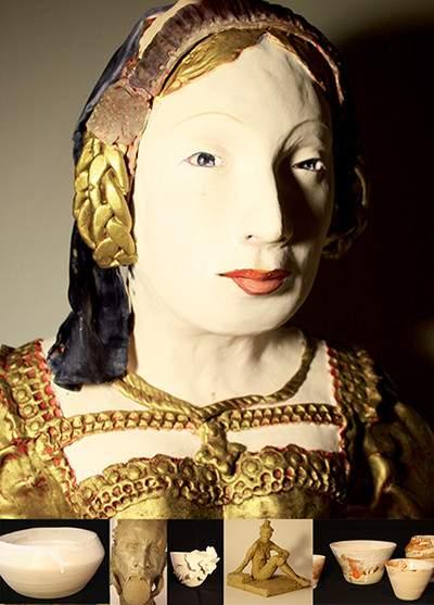 ARTHER - Corinne Martinez - Cours de céramique et sculpture dessin peinture poterie