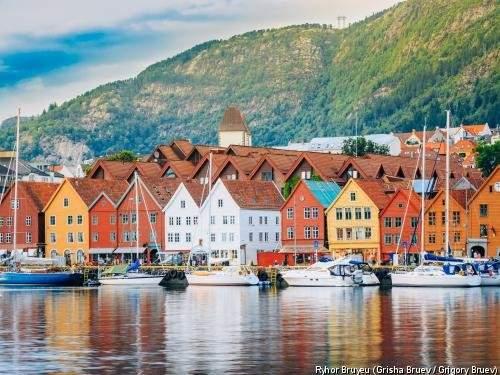 Ciné Conférence : La Norvège
