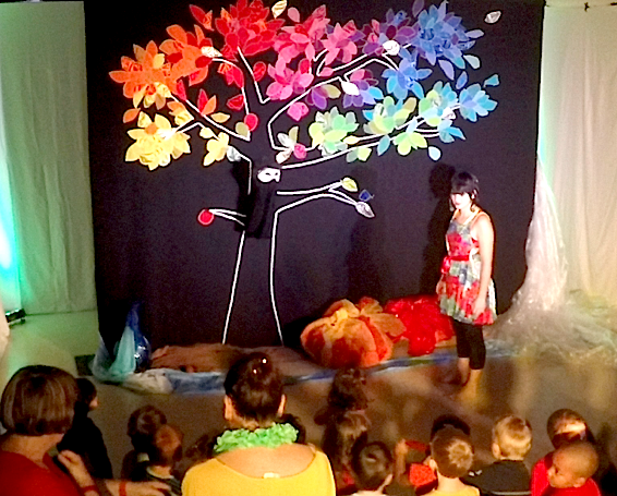 Le Bal des Eléments - Conte sensoriel, poétique et dansant tout public