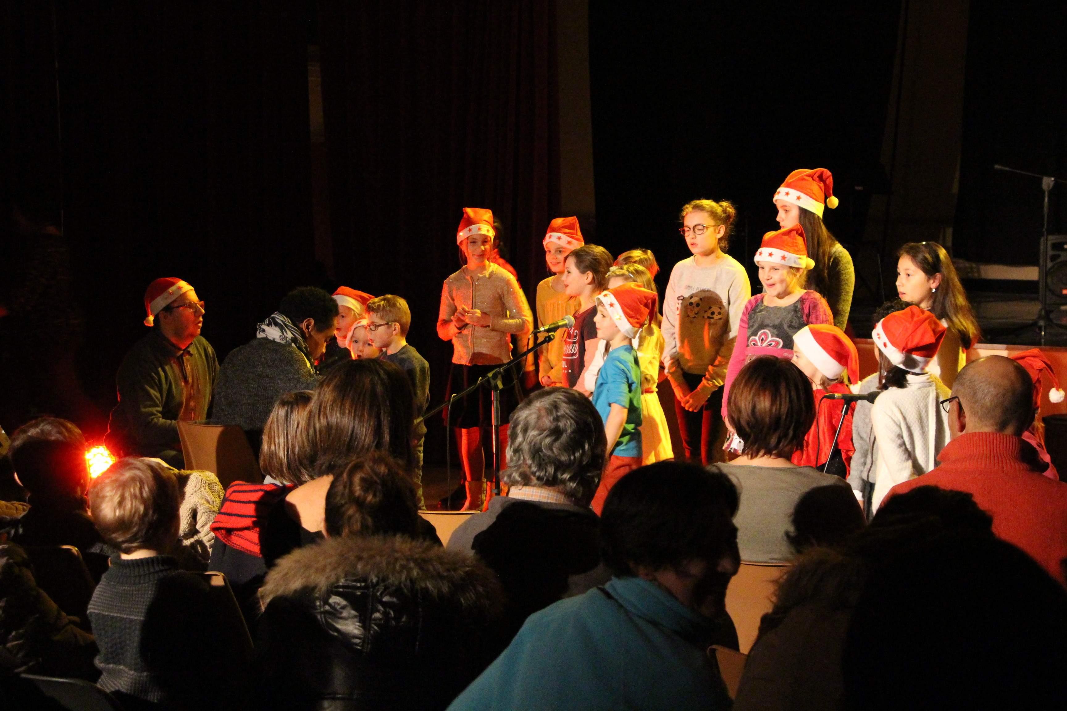 Représentation MusiCALe de Noël