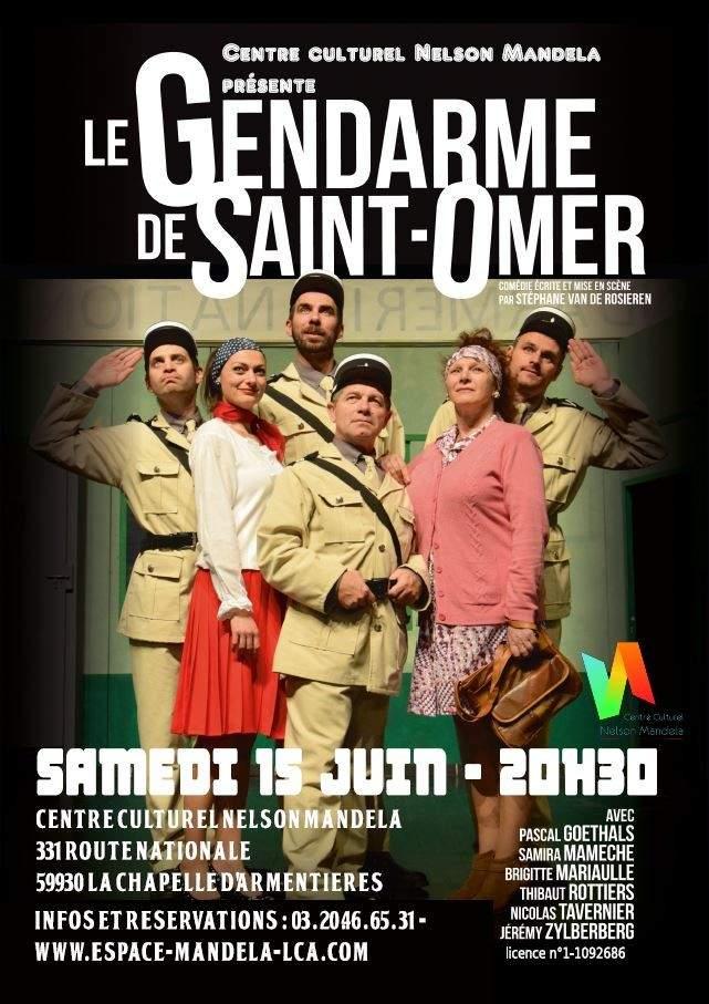 Le Gendarme de Saint omer