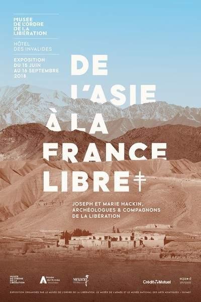 De l'Asie à la France libre