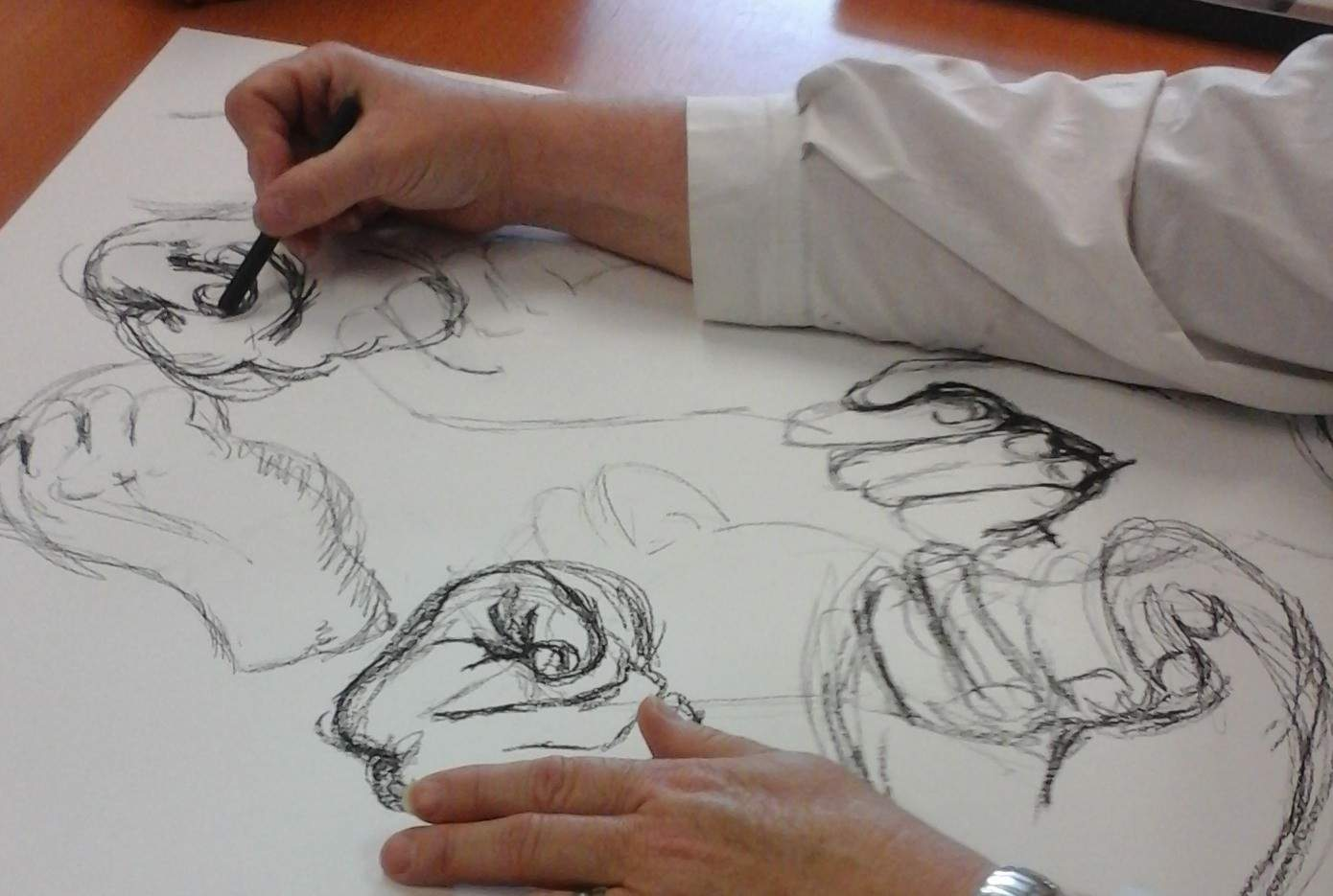 Stages de dessin pendant les vacances scolaires