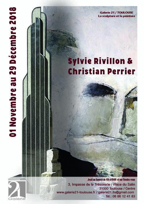 Exposition Rivillon/Perrier