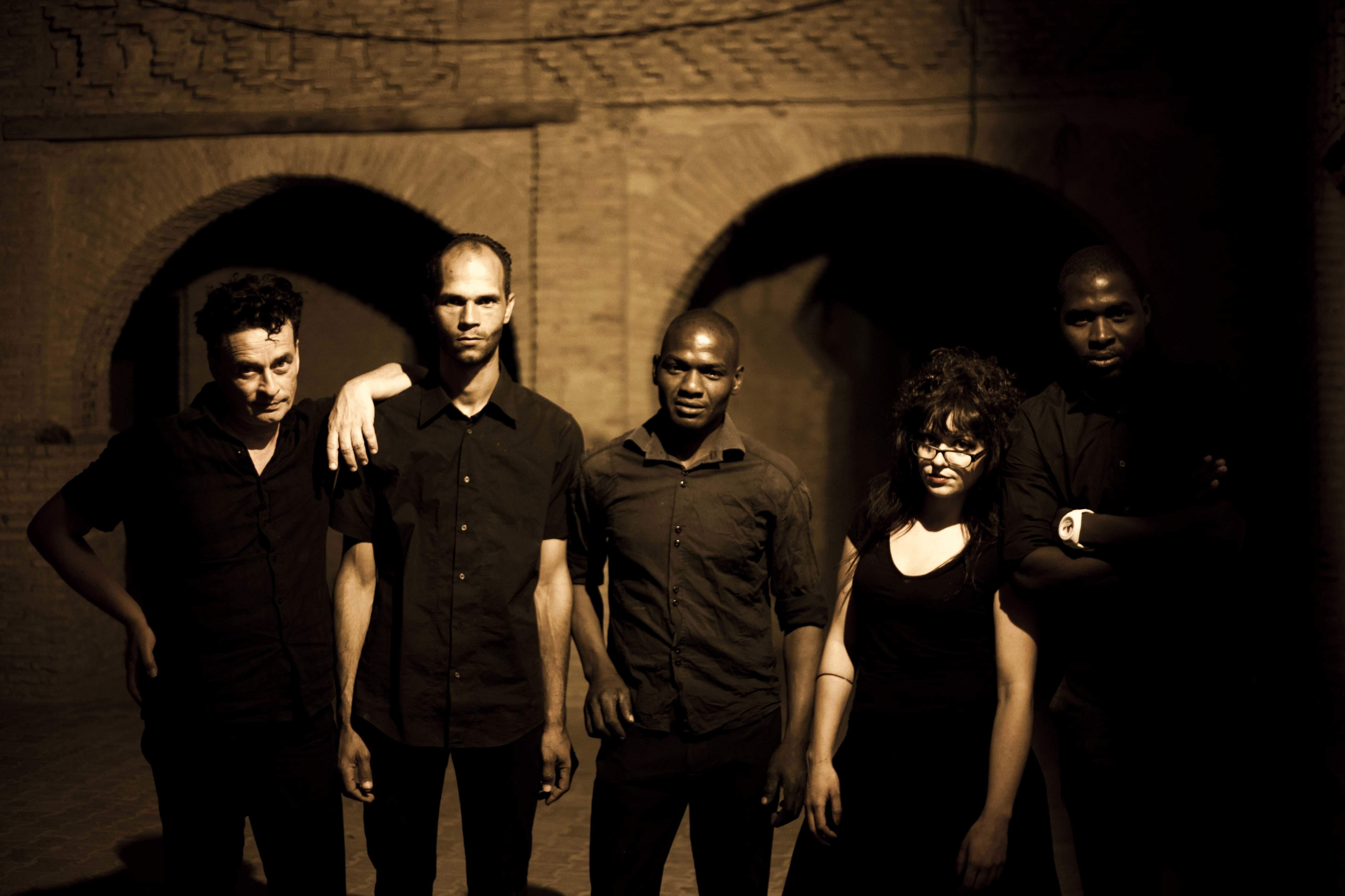 Ifriqiyya Electrique + DJ Baratay
