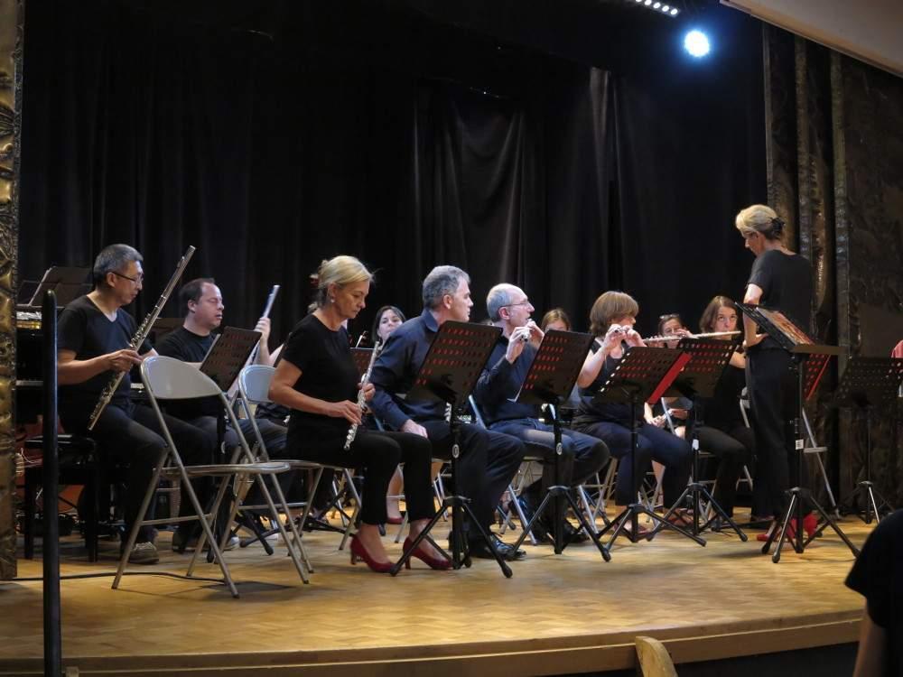 Asso Ecoutes et Flûtes - Ensembles Musiciens Amateurs