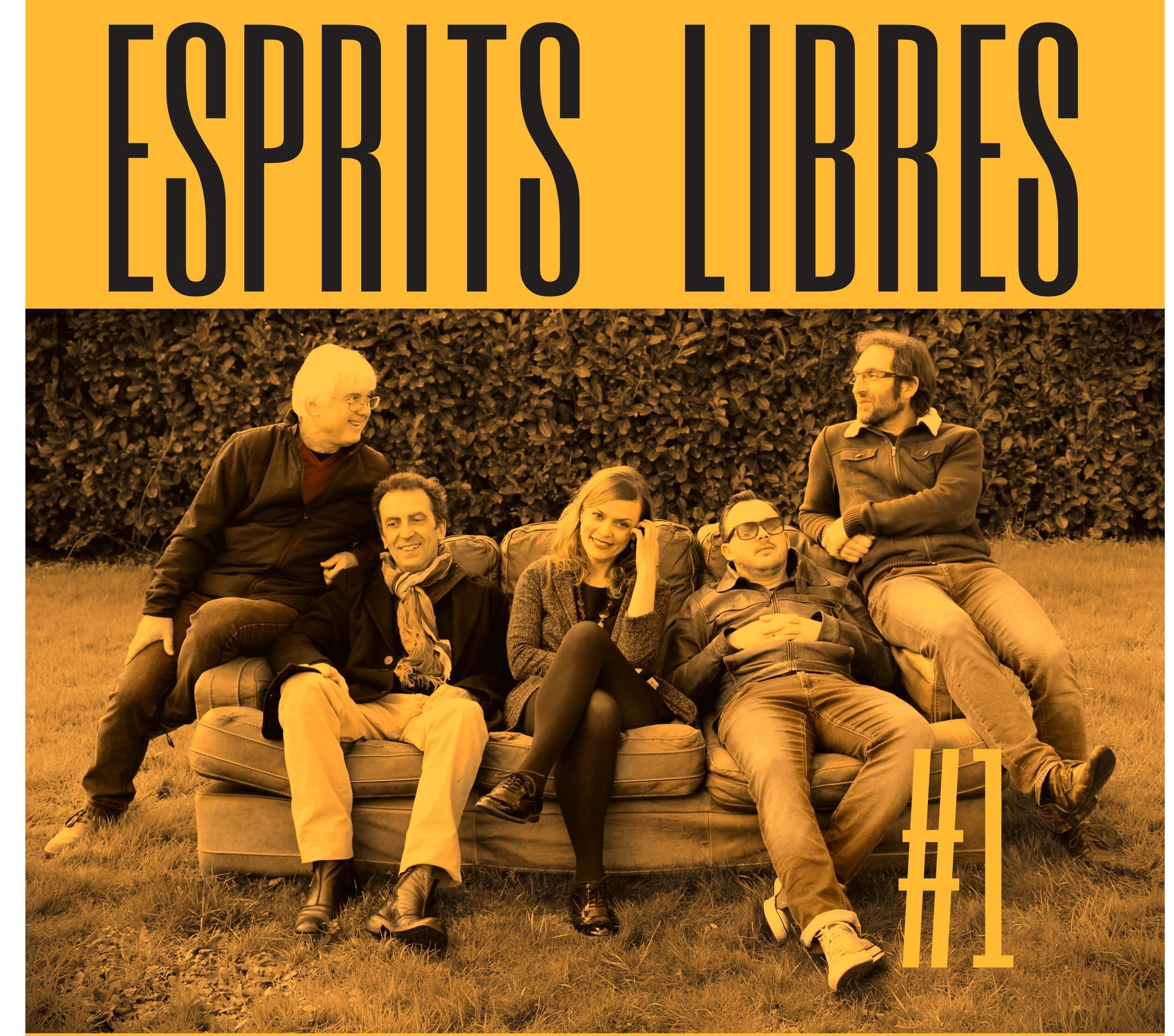 Esprits Libres - Quintet Jazz avec chanteuse