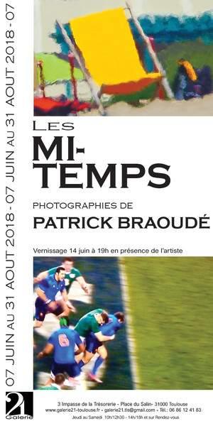 Les photographies de Patrick Braoudé à La Galerie 21