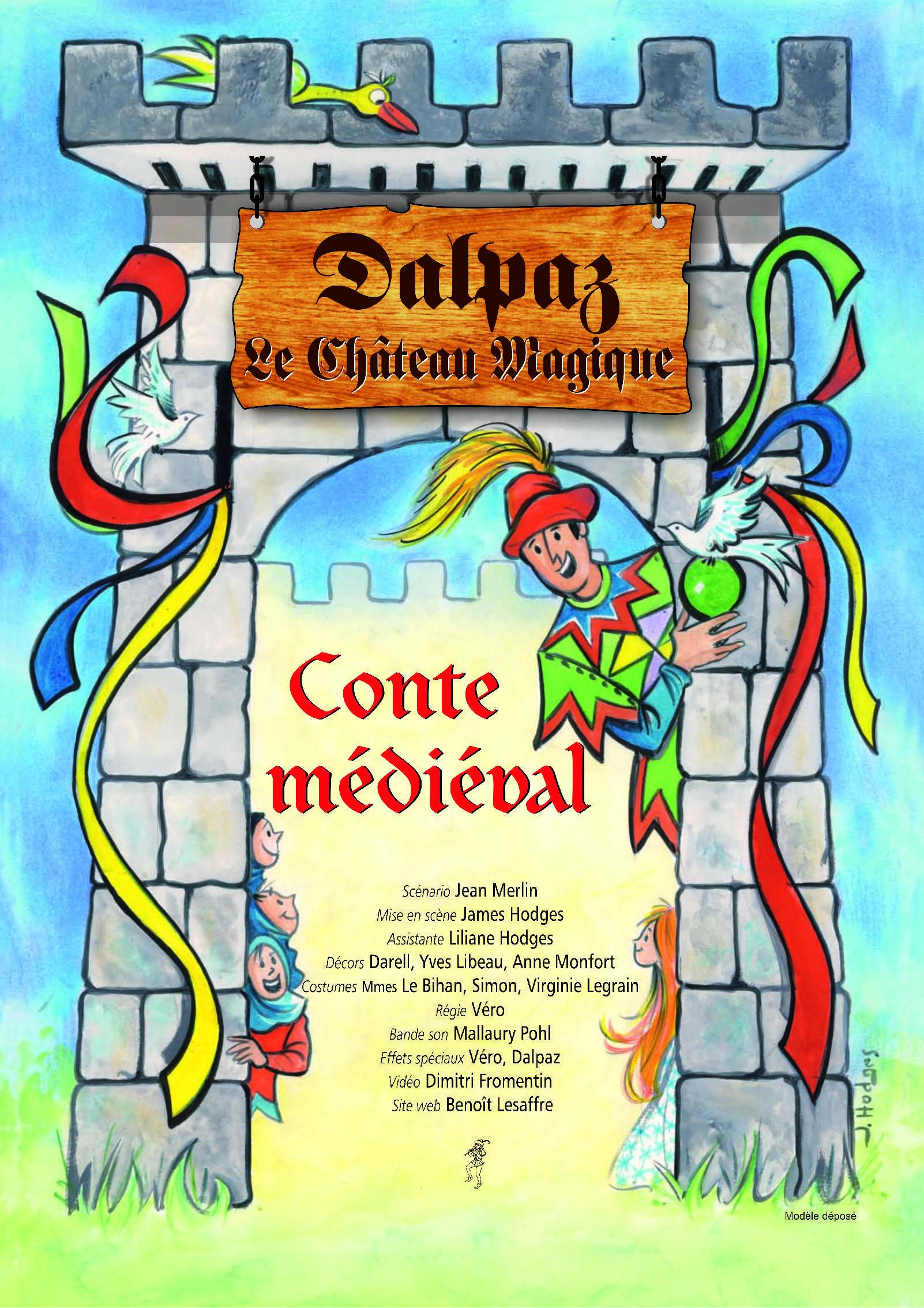 Dalpaz et le château magique - Spectacle enfant