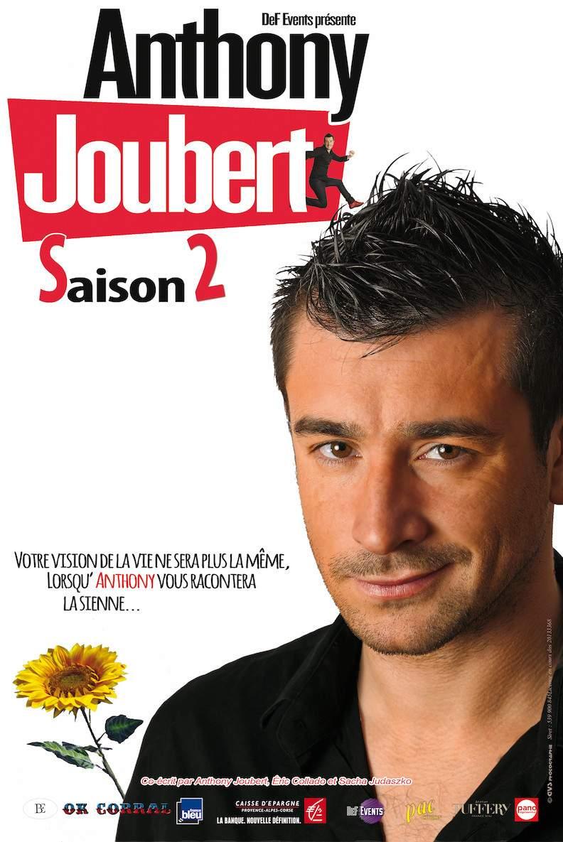 Anthony Joubert - Saison 2