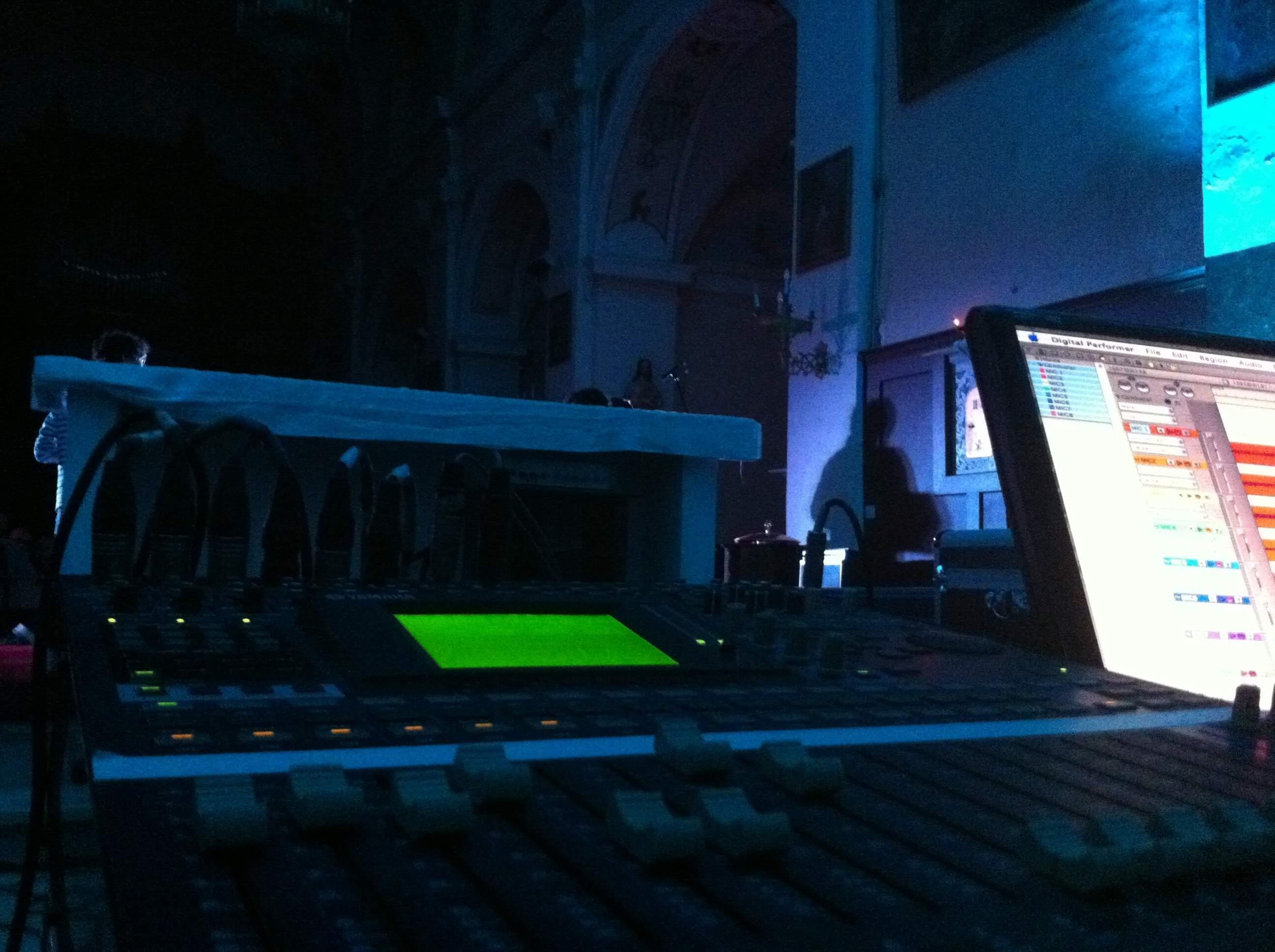 Studio AME - Sonorisation et éclairages Concert en Corse
