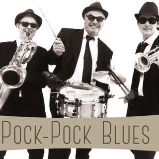 Pock Pock Blues - Fanfare atypique -