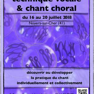 technique vocale et chant choral