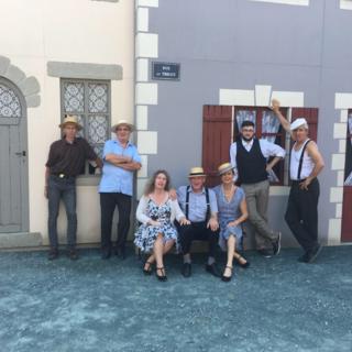 """Groupe """"LA MI Guinguette"""" cherche accordéoniste"""