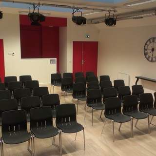 salle multiactivités, répétitions, spectacles : Kaleidospot