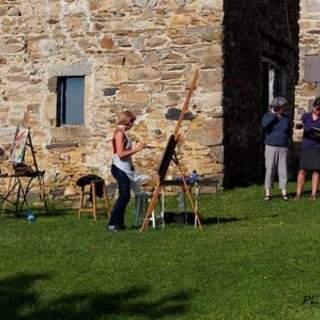 Stage de peinture et dessin en Auvergne-Rhône-Alpes