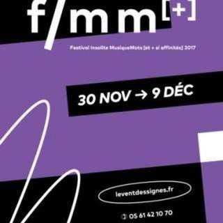 Festival Insolite MusiqueMots [et+ si affinités] 2017