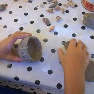 Ateliers poterie pour enfants vacances été 2018