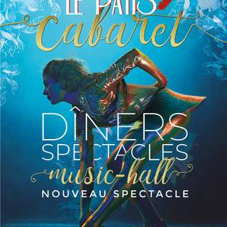 Dîner Spectacle cabaret music-hall