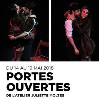Journées Portes ouvertes de l'Atelier Juliette Moltes