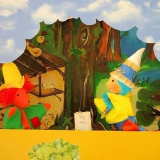 Ciboulette et le Livre Magique