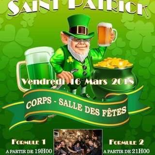 Soirée Saint Patrick avec Inishowen