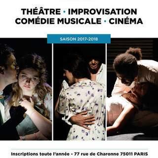 Atelier Juliette Moltes - Cours théâtre et cinéma
