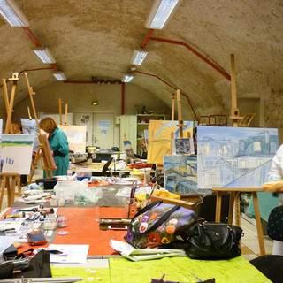 Ateliers d'Arts Chennevières - Cours dessin peinture Juniors, Ados, Adultes