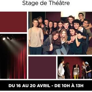 Stage Théâtre pour Ados