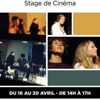 Stage de Cinéma pour Ados