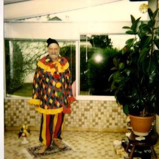A vendre costume de CLOWN PRO