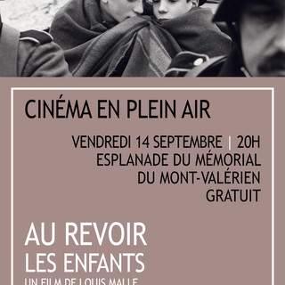 Cinéma en plein air | Au revoir les enfants