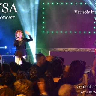 ELYSA - Duo ou  trio de variétés françaises et internationales