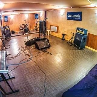 Studios de répétition - Studio d'enregistrement