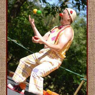 Jean Luc Bernin - ZOUM le Clown