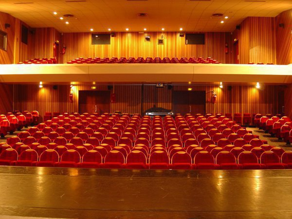 salle theatre mons