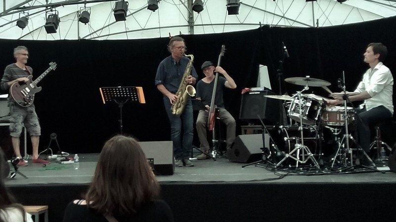 COBALT - Quartet de jazz