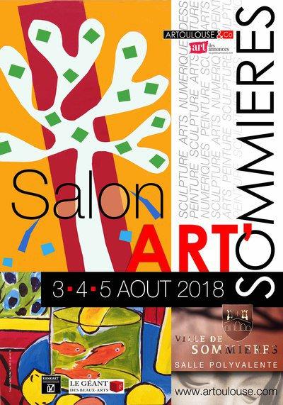 Salon d'Art contemporain ART'SOMMIERES