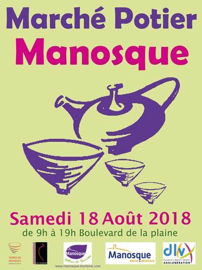 Marche Potier De Manosque Manosque 04100 Sam 18 Aout 18