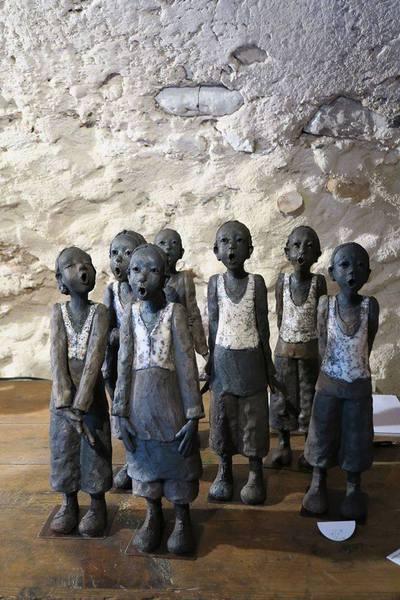 appel à candidature expositions d'art contemporain à Serres
